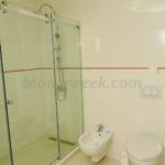 0267 Пентхаус с панорамным видом на море ванная комната