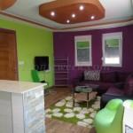 0248 Трехэтажный дом в пригороде Бара - Полье Гостиная