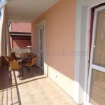 0212 Двухэтажный дом в Баре Терраса