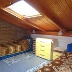 0275 Дуплекс с 3-мя спальнями в Баре, спальня 1