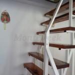 0275 Дуплекс с 3-мя спальнями в Баре Лестница на 2 уровень