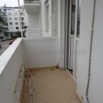 0232 Трехкомнатная квартира с видом на море терраса