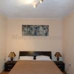 0232 Трехкомнатная квартира с видом на море спальня 1