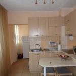 0232 Трехкомнатная квартира с видом на море кухня