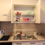 0260 Красивая квартира для отдыха в Баре Кухня