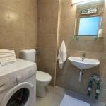 0260 Красивая квартира для отдыха в Баре Ванная