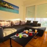 0260 Красивая квартира для отдыха в Баре Гостиная