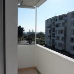 0232 Трехкомнатная квартира с видом на море Вид