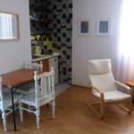 Стильный односпальный апартамент в Баре Кухня