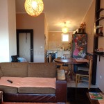 0252 Квартира с двумя спальнями в центре Бара гостиная