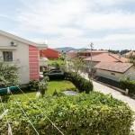 Апартамент-студия в Баре Вид с террасы