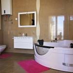 0189 Вилла в курортном местечке Сутоморе Ванная комната