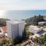 Квартира с панорамным видом на море в Улцине