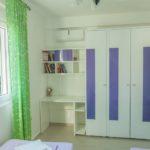 Квартира с панорамным видом на море в Ульцине спальня 2