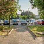 0304 Стильная квартира в центре города Парковка