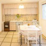 0304 Стильная квартира в центре города Кухня