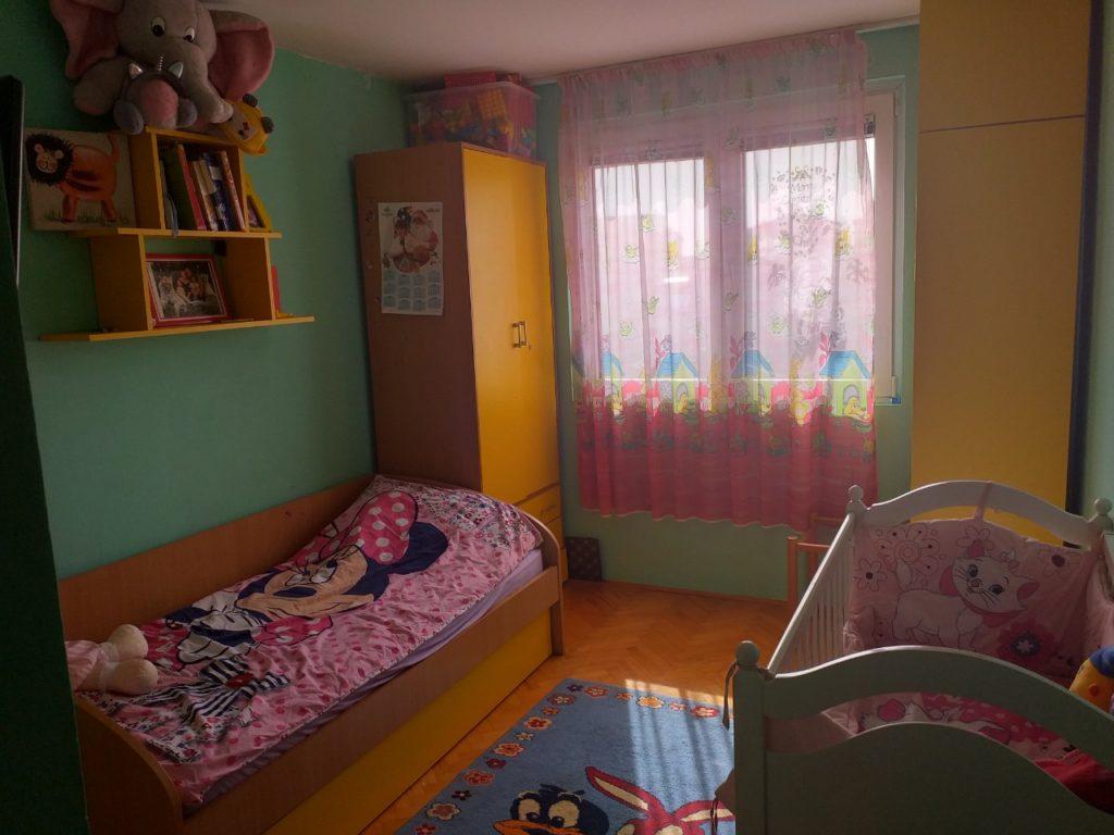 Двухспальная квартира в г.Бар