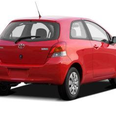 Toyota Yaris 1.0 Механикa