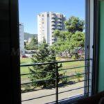 Односпальная квартира недалеко от моря Вид из окна