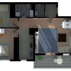 0249 Новые квартиры от застройщика в Баре