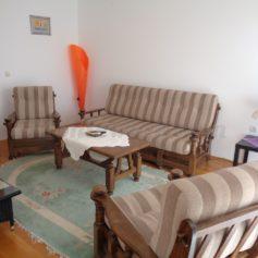 0319 Двухспальная квартира с видом на горы в новостройке