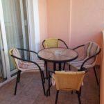 0337/2 Квартира с 2 спальнями вблизи от моря Терраса