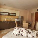 0337 Квартира с 1 спальней вблизи от моря Кухня