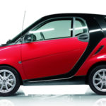 Smart fortwo coupe автомат