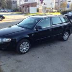 Аренда автомобиля Audi A4