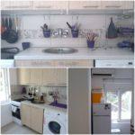 0246 Уютная квартира в п.Шушань Кухня