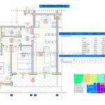 Продажа новой квартиры в г.Бар Планировка квартиры