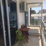 Апартамент с бассейном и видом на море Терраса