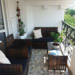 Стильная квартира в центре Терраса