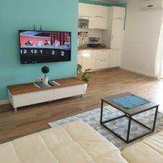 Апартамент с 2 спальнями в Петровце
