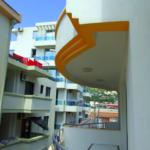 Вилла с апартаментами на 2 линии от моря Двухкомнатный апартамент