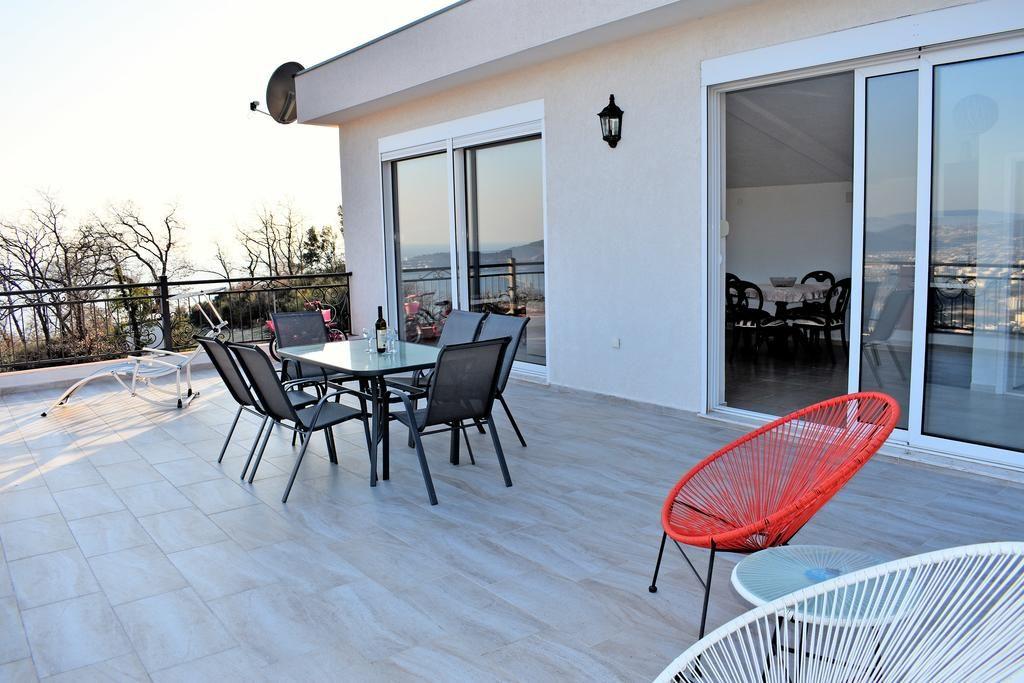 Комфортабельный дом с видом на море