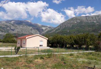 Дом с участком и видом на горы
