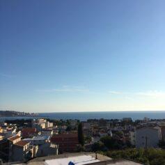 Апартамент с панорамным видом на море