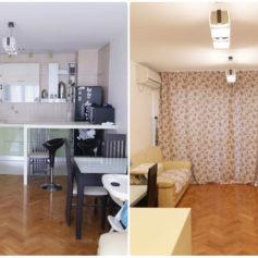 0263 Квартира с отдельной спальней в Баре