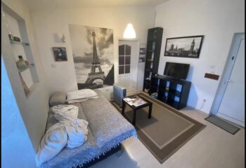 Квартира с отдельной спальней в Баре